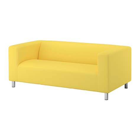 klippan two seat sofa klippan two seat sofa vissle yellow ikea