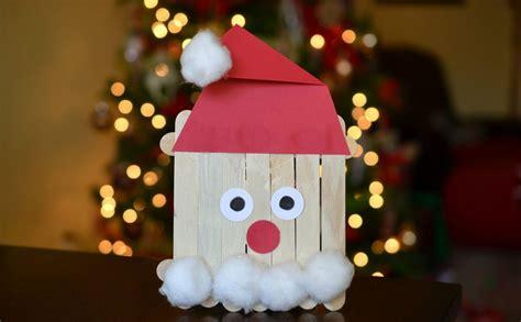 deko ideen basteln f 252 r weihnachten mit eisstielen 20