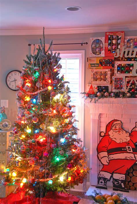 shiny bright christmas ideas blue eyed yonder shiny brite vintage event rentals atlanta