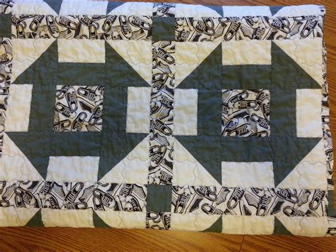 Black And Gray Quilts by Selina Quilts Black White And Grey Quilt Done