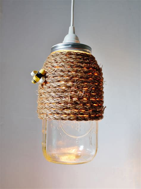 mason jar lights lovely diy aqua chandelier