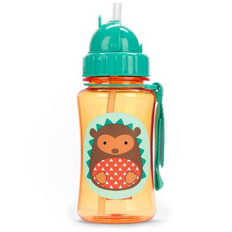 Skiphop Vapur Water Bottle skip hop zoo straw water bottle 15 designs pupsik singapore