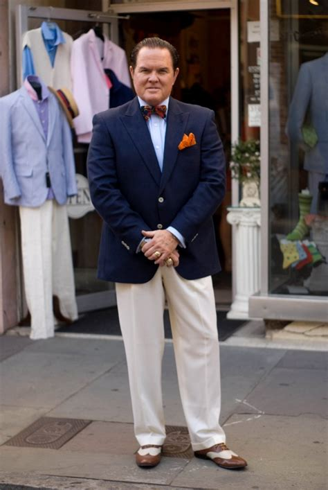 southern style for men tim owner of 319 men outside his store on king street in