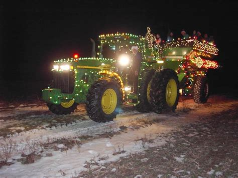 tubman s topics how to decorate your john deere for christmas
