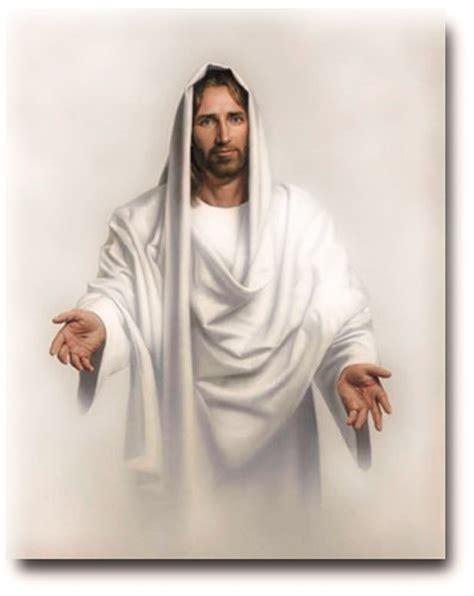 imagenes de jesus vestido de blanco habitando al abrigo del altisimo por las llagas de