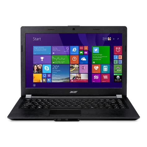 Laptop Acer Aspire One Z1401 one z1402 laptops tech specs reviews acer