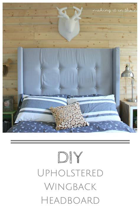 diy wingback upholstered headboard show your creations from to reality 173