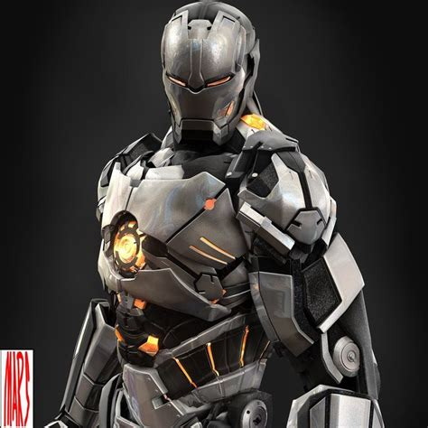 Design Custom Ironman 003 slick iron armor designs by mars armors awesome and