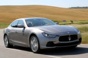 Maserati Ghibli Pictures 2014 Maserati Ghibli Front Right Side View 3 Photo 36