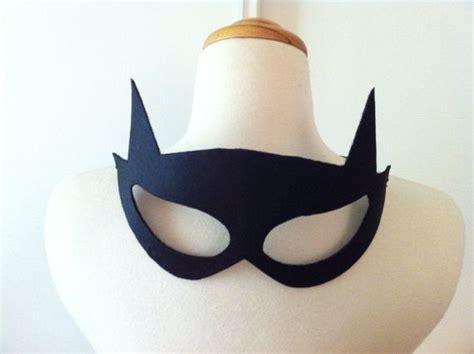 catwoman handmade mask batgirl halloween mask