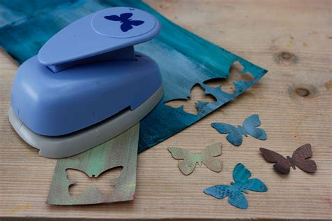 Paper Punch Craft Designs - paper punch ideas atoz2u