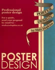 poster design ideas poster design tips the ark