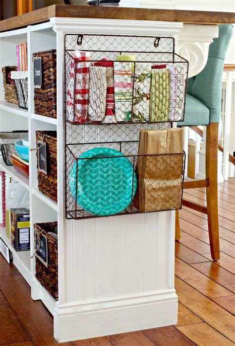 storage ideas kitchen diy kitchen decor on kitchen islands cutting