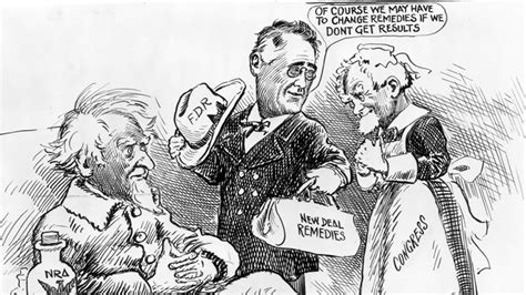 s day critics franklin d roosevelt new deal critics biography