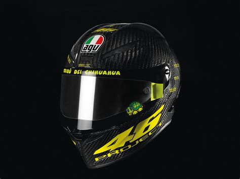 Helm Agv Vr Helmet Vr 46 Dari Sun And Moon Sai Tokoh Kartun Ride Alone