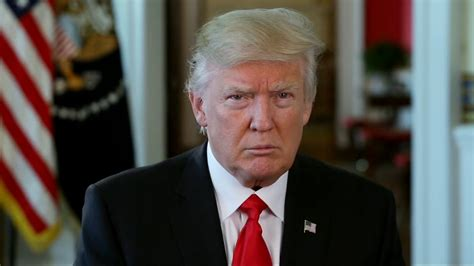 president trump weekly radio address of the president of the united states