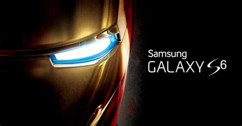 wallpaper samsung galaxy s6 edge ironman samsung galaxy s6 s6 edge iron man edition revealed