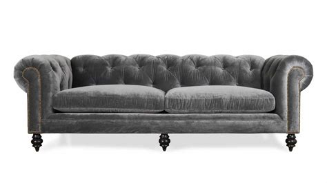 Fabric Chesterfield Sofas Soho Chesterfield Fabric Collection Cococo Home