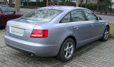 Wikipedia Audi A6 by Datoteka Audi A6 C6 Rear 20080102 Jpg Wikipedia