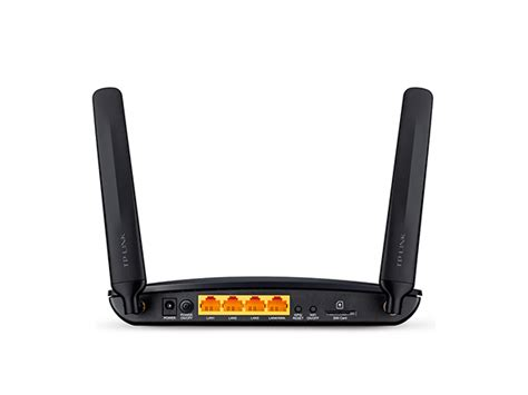 Wifi Tp Link 4g tl mr6400 router 4g lte wireless 300mbps tp link italia