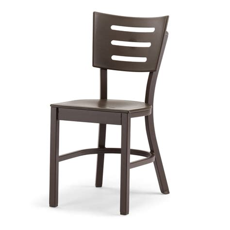 Casual Dining Chairs Telescope Casual Avant Mgp Aluminum Stacking Armless Dining Chair 8800
