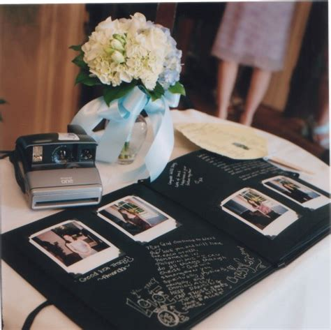 polaroid picture book polaroid guest book the utter