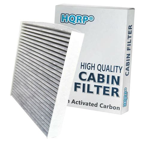2006 Honda Odyssey Cabin Filter by Hqrp Air Cabin Filter For Honda Odyssey 2005 2006 2007