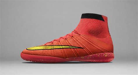 Sepatu Futsal Nike Elastico Superfly Ic nike elastico superfly ic flyknit comes to futsal footy boots