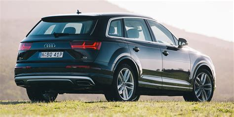 2016 audi q7 price 2016 audi q7 3 0 tdi 160kw pricing and specifications new