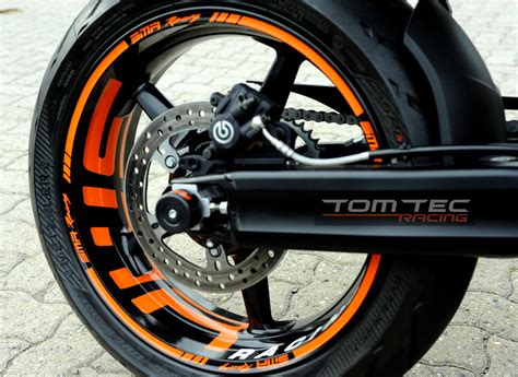Ktm 990 Sm Aufkleber by Wheel Sticker Supermoto Rims Ktm Superduke 950 990 Smr Sm