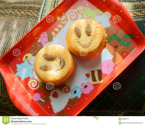 healthy new year cookies cookies smile stock photo image 63055777