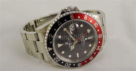Jam Tangan Pria Rolex Gmt Master 16233 jual beli jam tangan mewah original baru dan bekas arloji antik mewah jam tangan second