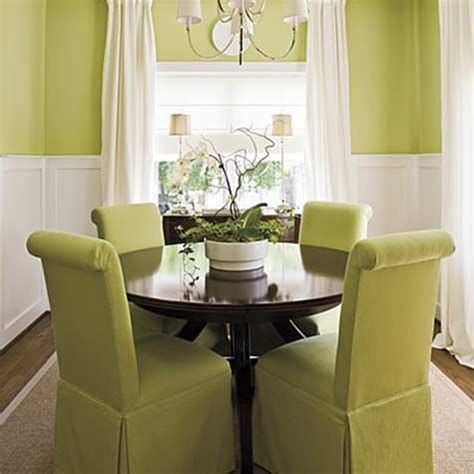 13 Comedores Decorados Con Mesa Redonda Para El Hogar Small Dining Room Furniture Ideas