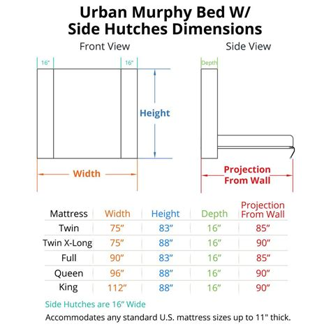 urban murphy bed urban murphy bed with hutches murphy bed kits bredabeds