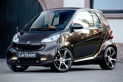 mercedes smart araba carlsson smart fortwo coupe