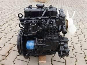 Mitsubishi K3d Mitsubishi Dieselmotor K3d F 252 R Iseki Kleintraktor