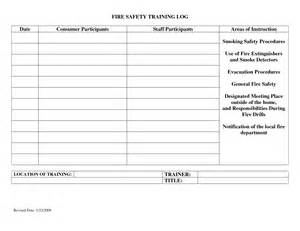 alarm test record template best photos of safety log template safety log