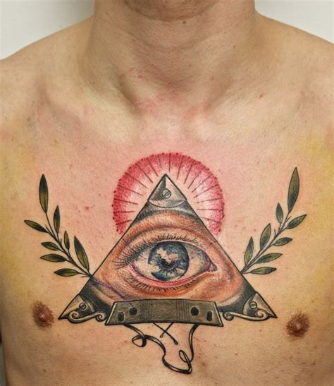 masonic tattoo designs freemason on chest by graynd on deviantart