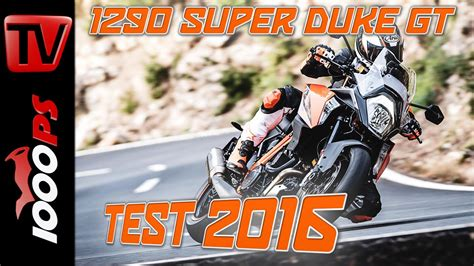 Ktm 1290 Super Duke R Tieferlegen by Ktm 1290 Super Duke Gt Review 2016 Pros Cons Action