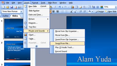 membuat video powerpoint 2007 cara membuat power point tutorial cara membuat