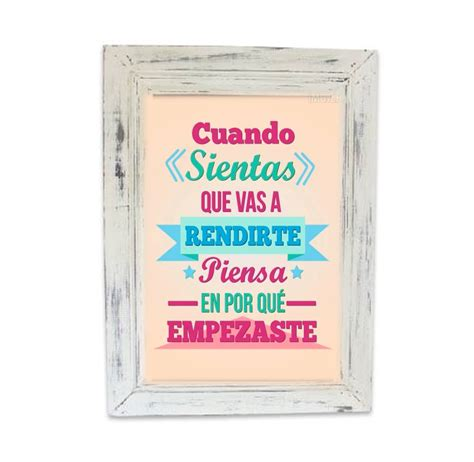 Imagenes Vintage Con Frases Para Imprimir | la casa vintage cuadros frases marco decapado