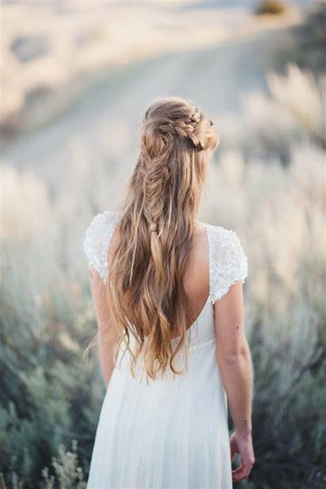 Brautfrisuren Lange Haare Halboffen 4691 by Brautfrisur Halboffen Kommen Sie Mit Stil Unter Die Haube
