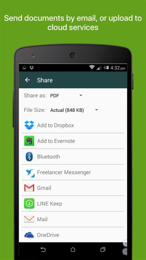 pdf for android apk clear scanner free pdf scans apk for android apk republic