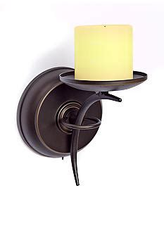 Flameless Wall Sconces Candle Impressions Flameless Led Wall Sconce Belk Everyday Free Shipping
