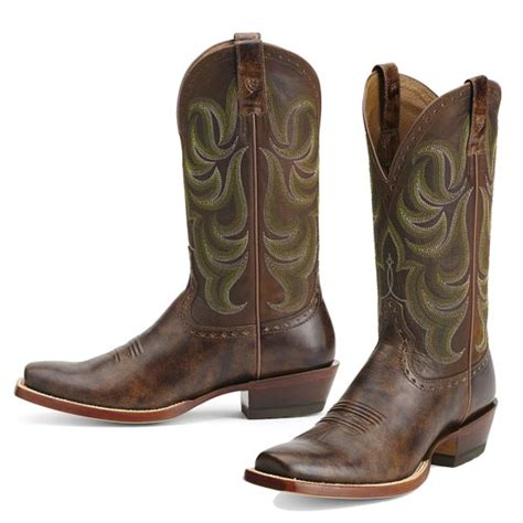 mens western boots 100 ariat turnback western boot for