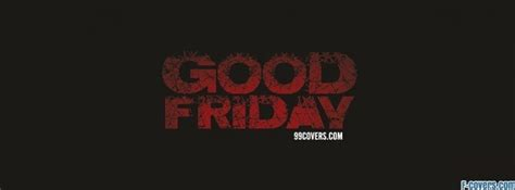 good friday red facebook cover timeline photo banner  fb