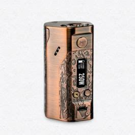 Limited Vape Vaporizer Authentic Triade 250 Dna By Lostvape buy authentic wismec reuleaux dna250 limited edition box