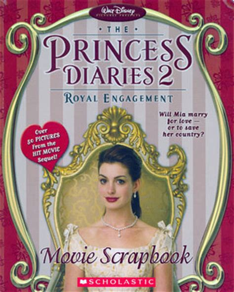 Novel Princess The Princess Diaries Collection the princess diaries 2 royal engagement scrapbook by shonda rhimes reviews discussion