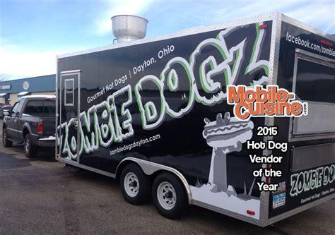 design center food trucks zombie dogz 2015 hot dog vendor of the year