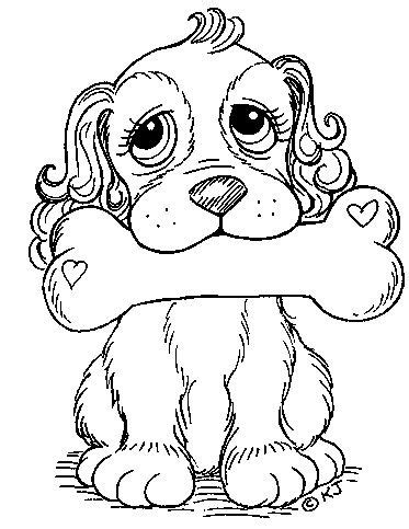 kids coloring page pets kids coloring pages